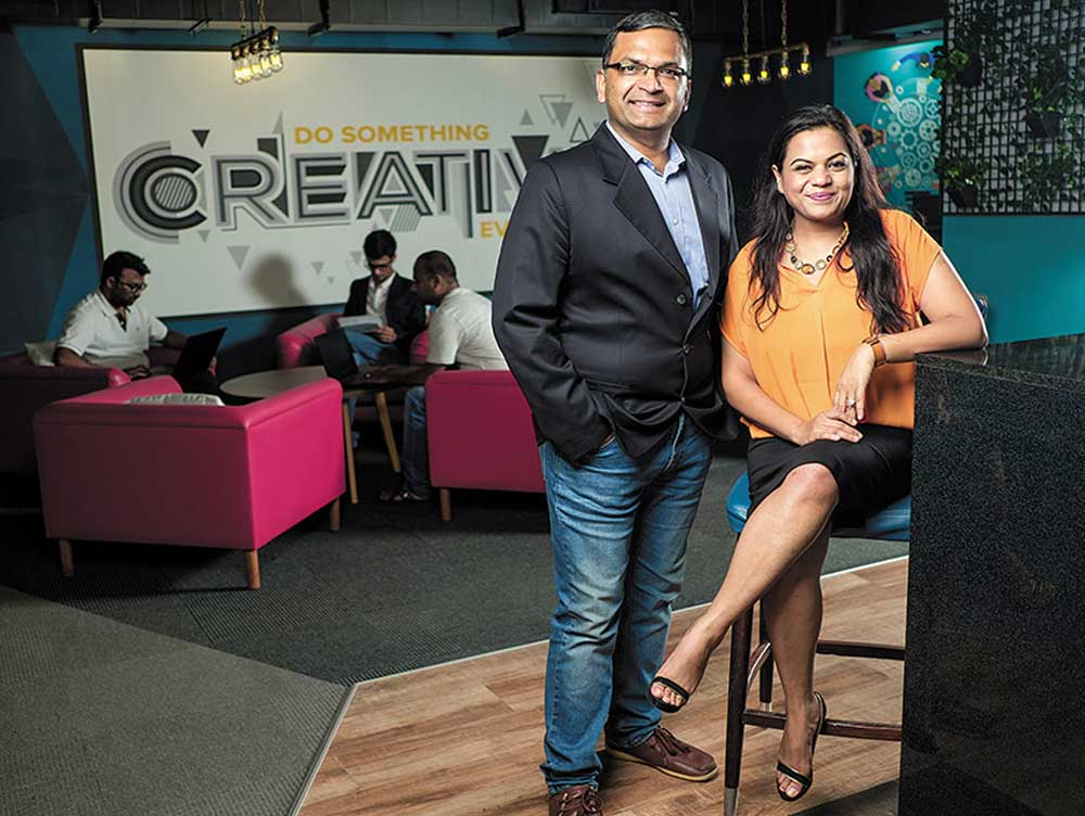 Myntra leases office space from IndiQube