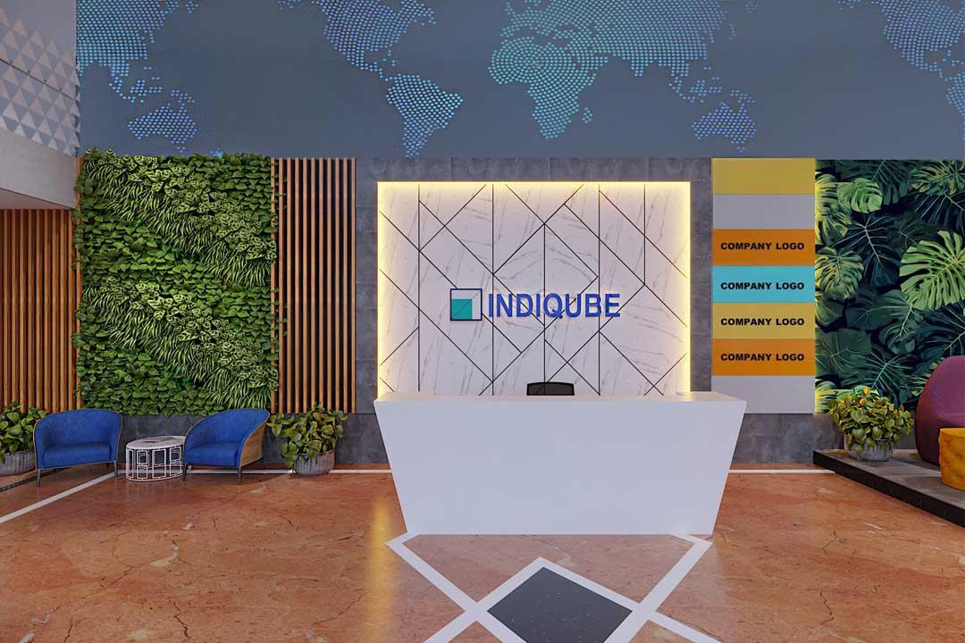 IndiQube Logos